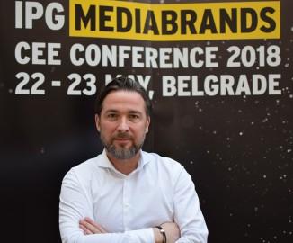 Darko Lukić, CEO IPG Mediabrands SEE